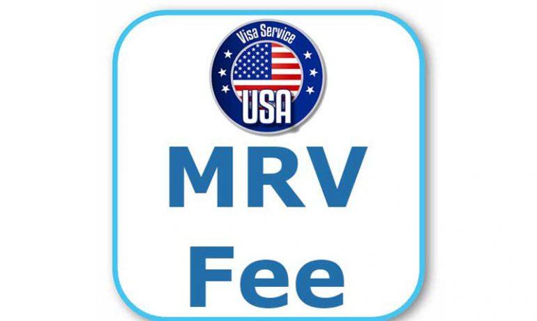 پرداخت MRV Fee