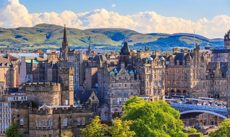 ارسال حواله به اسکاتلند