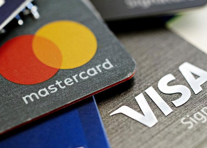 تفاوت ویزا کارت و مسترکارت