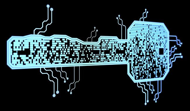 کلید های رمزنگاری